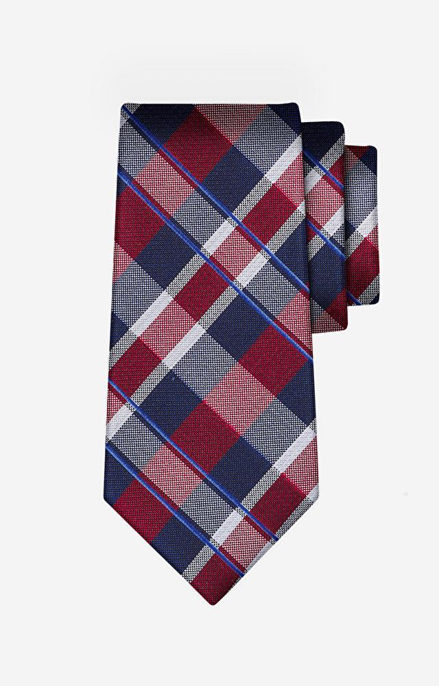 Wielokolorowy krawat WÓLCZANKA
