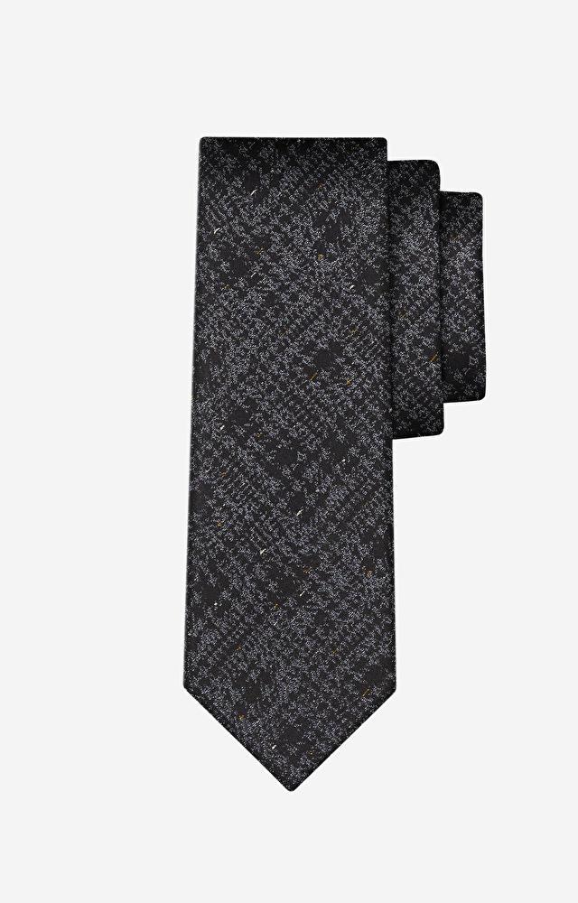 Grafitowy krawat LAMBERT