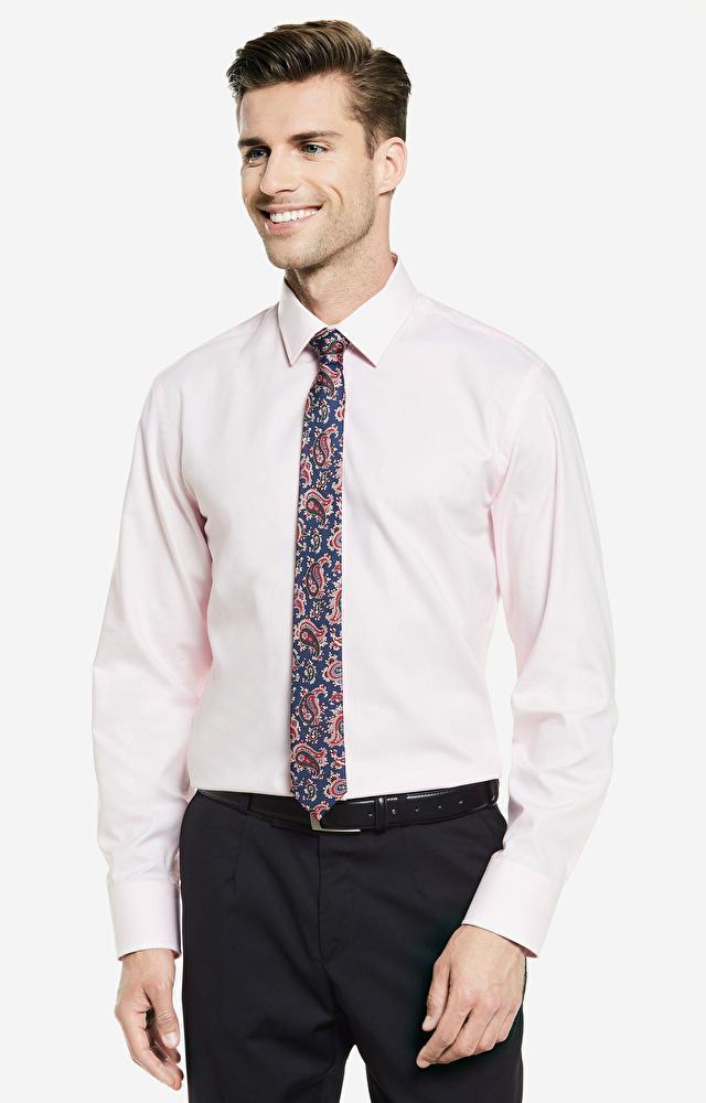 Różowa koszula LAMBERT
