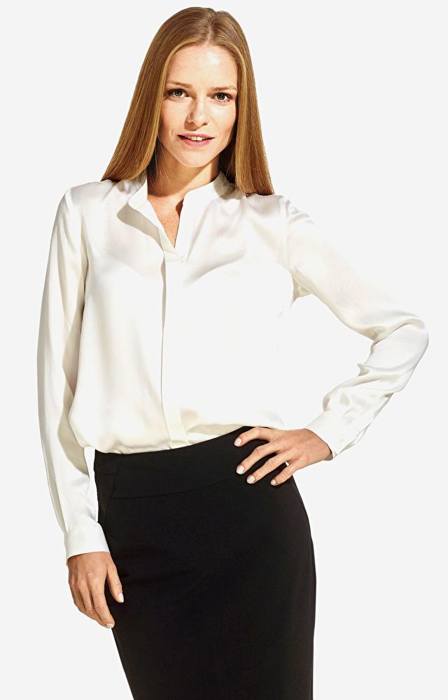 Kremowa koszula damska LAMBERT