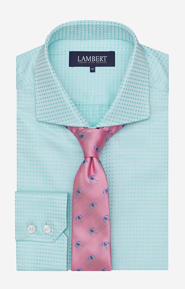 Zielona koszula LAMBERT