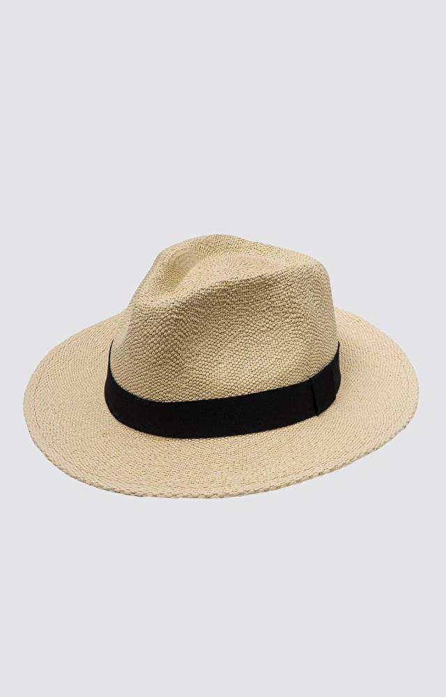 Beżowy kapelusz WÓLCZANKA