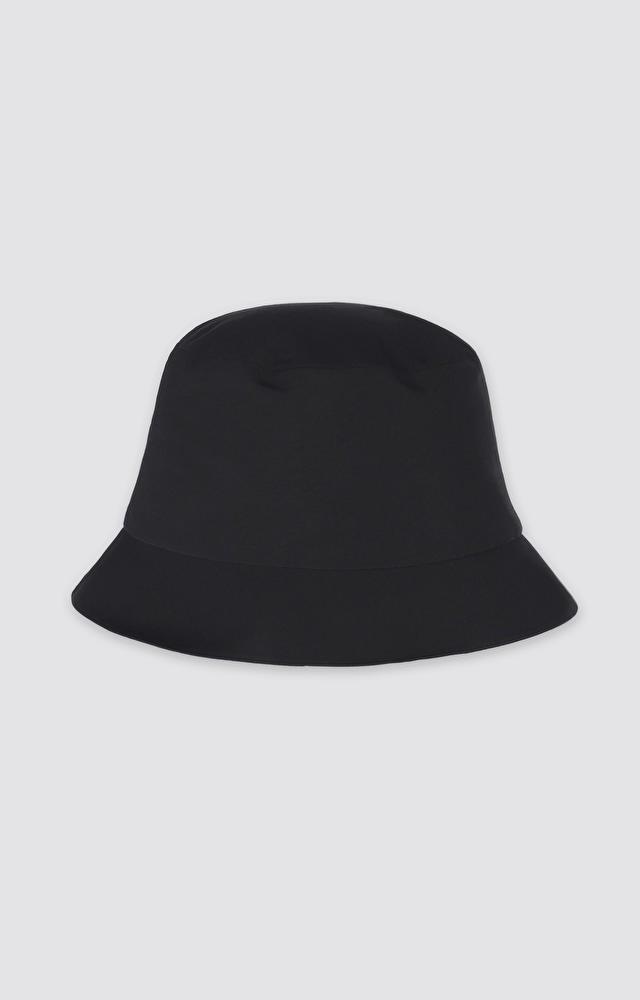 Czarny kapelusz WÓLCZANKA