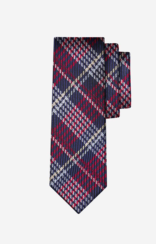 Czerwony krawat LAMBERT