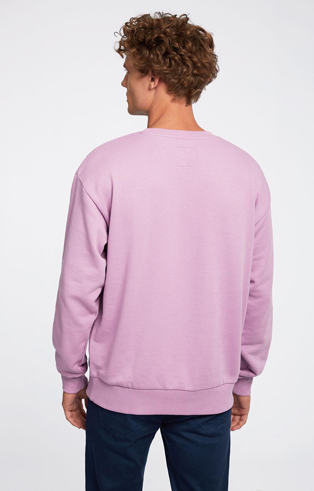 Fioletowa bluza WÓLCZANKA