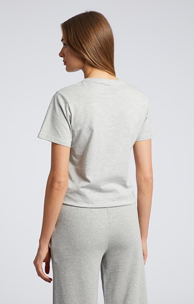Szary t-shirt WÓLCZANKA