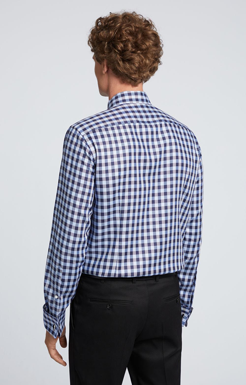Koszula w kratkę LAMBERT