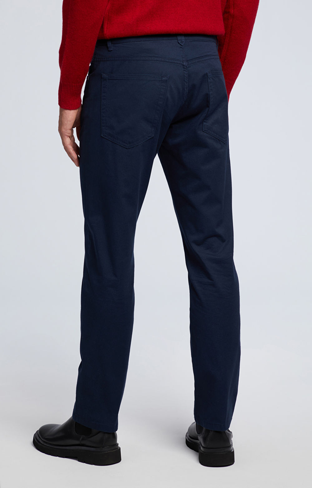 Spodnie z pięcioma kieszeniami