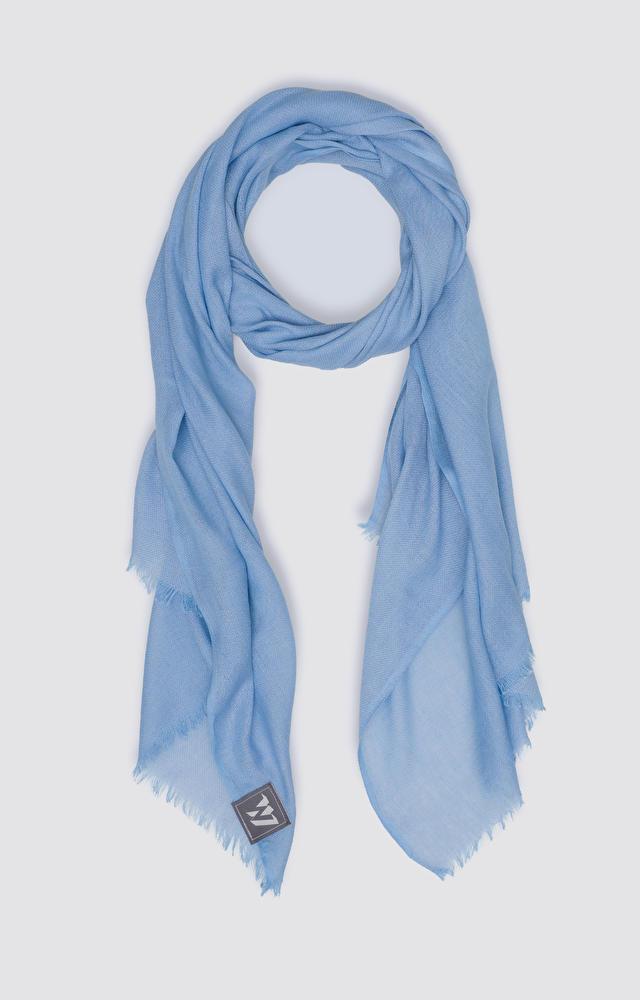 Niebieska chusta WÓLCZANKA