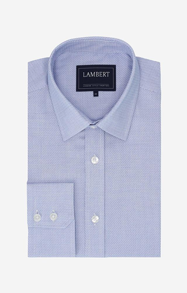 Koszula z lekkiej bawełny LAMBERT