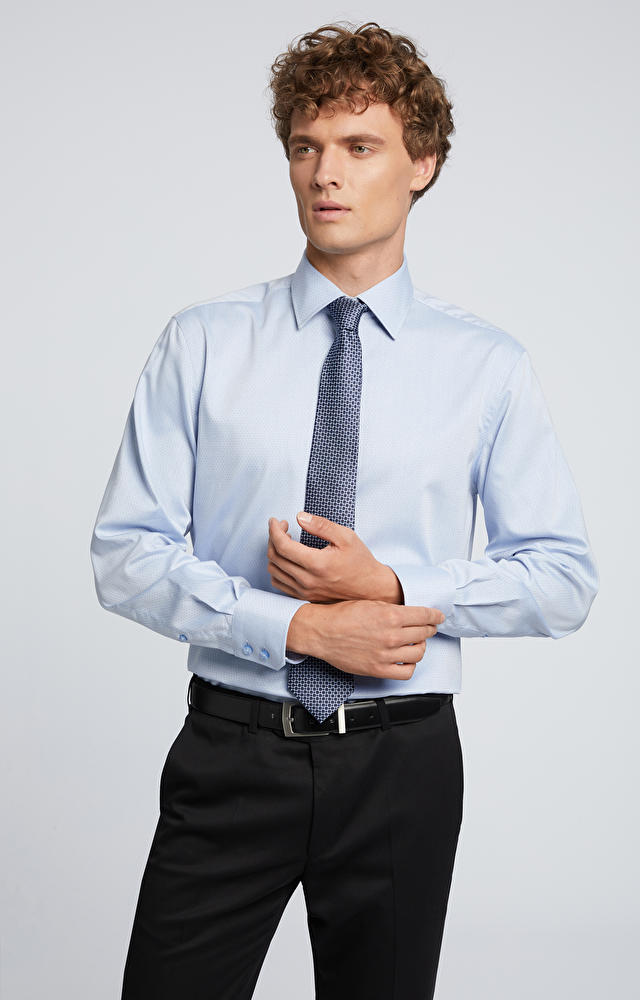 Bawełniana koszula do pracy LAMBERT
