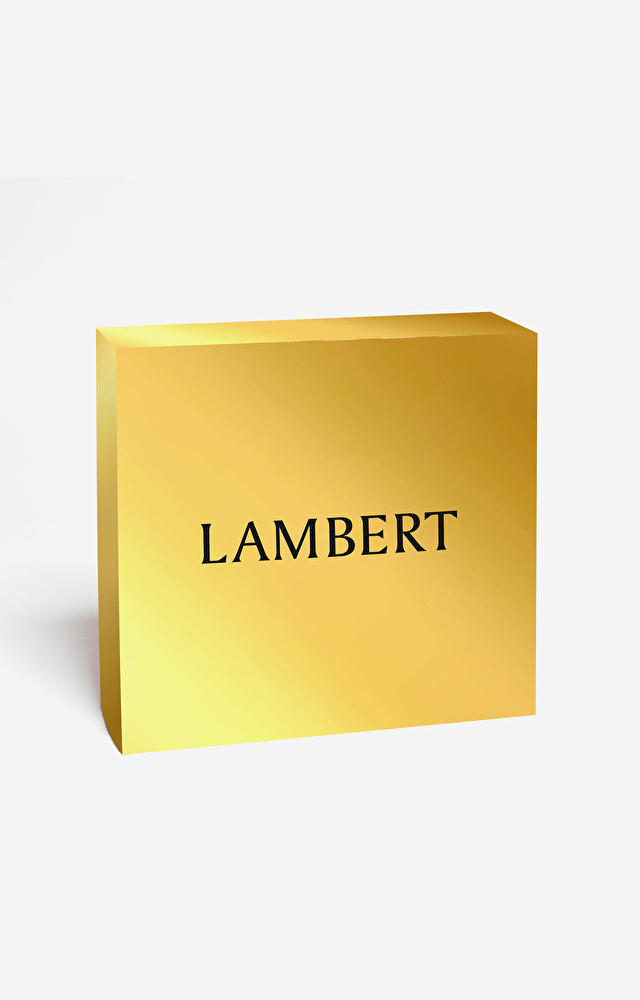 Pudełko prezentowe kwadratowe duże LAMBERT