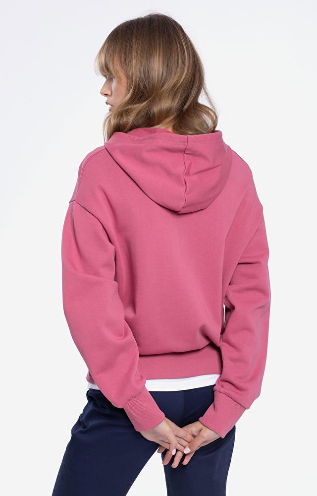 Różowa bluza damska WÓLCZANKA