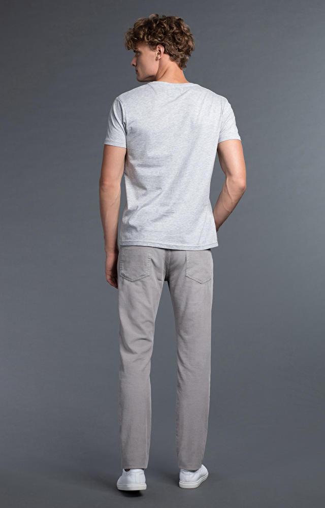 Szare spodnie WÓLCZANKA