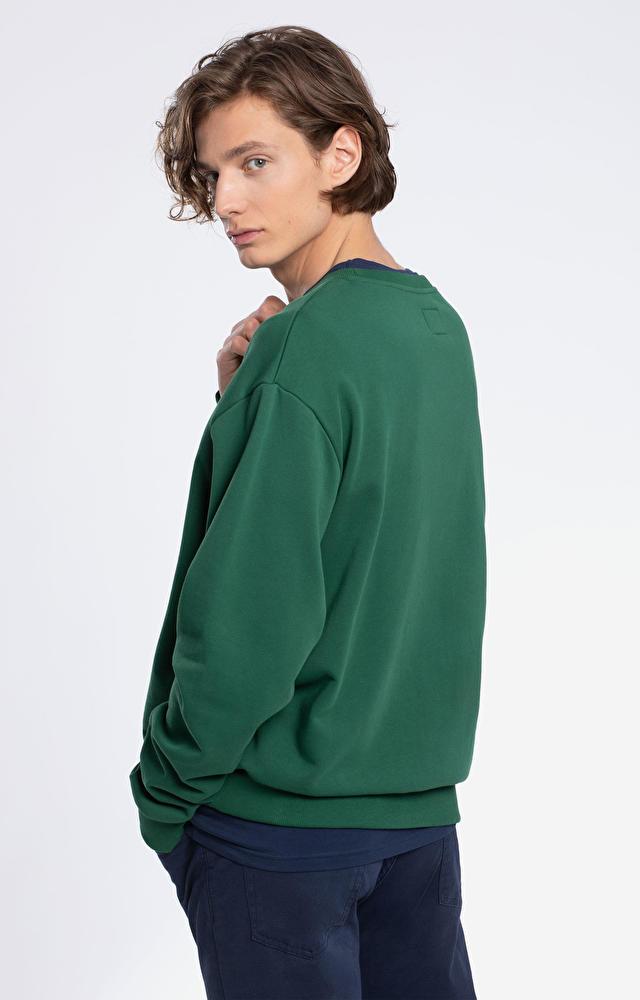 Zielona bluza męska WÓLCZANKA