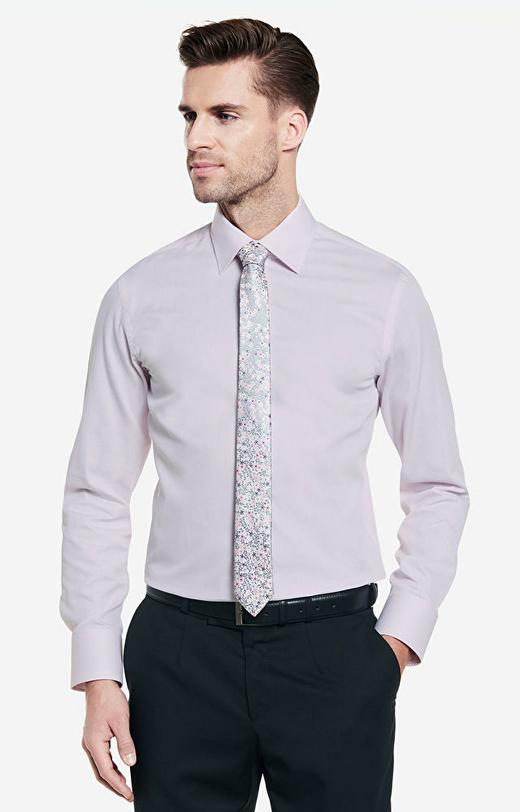 Różowa koszula WÓLCZANKA