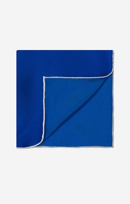 Niebieska poszetka LAMBERT