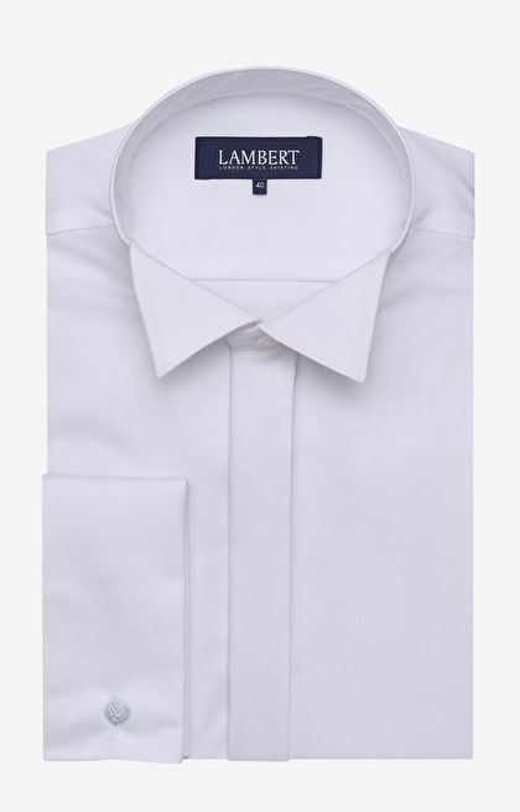Biała koszula LAMBERT
