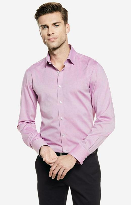 Fioletowa koszula WÓLCZANKA