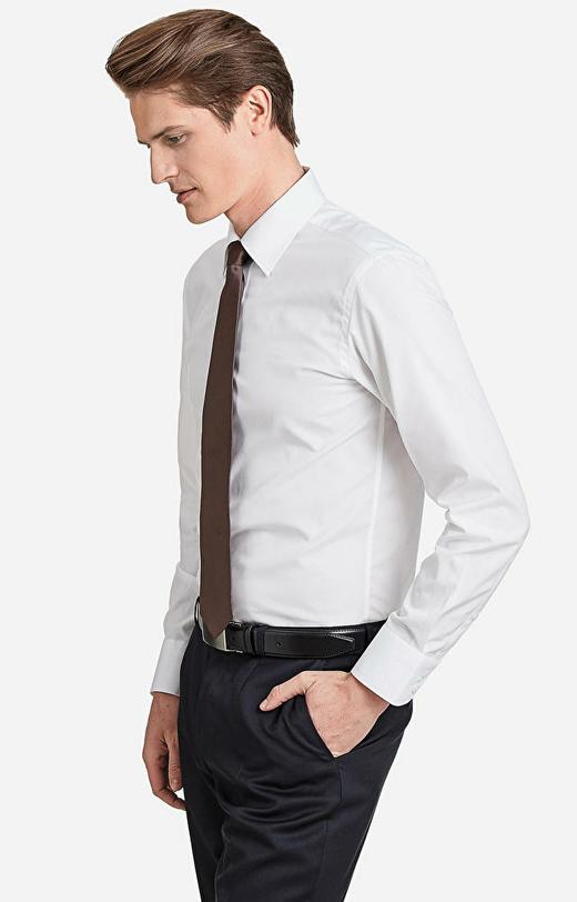 Biała koszula WÓLCZANKA