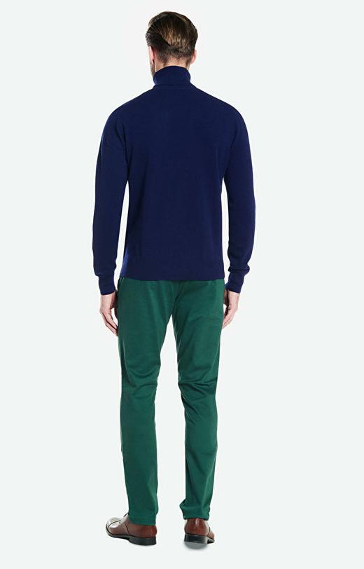 Zielone spodnie WÓLCZANKA