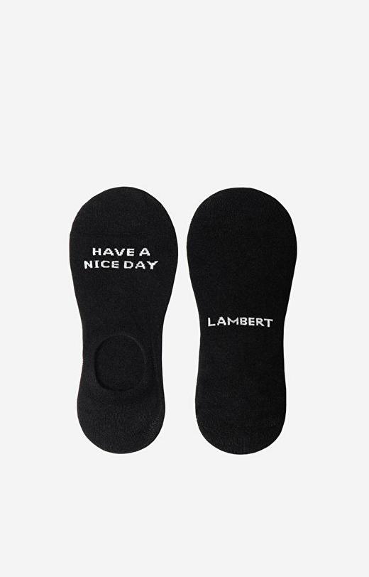 Czarne skarpety LAMBERT