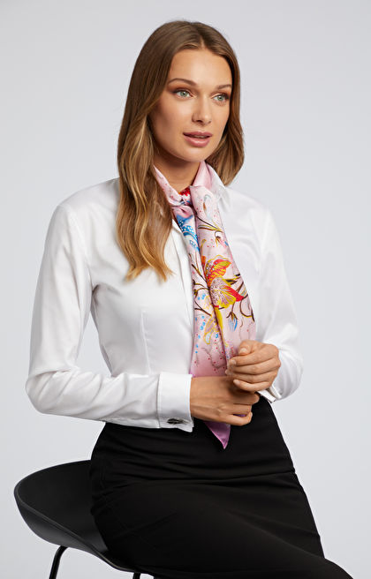 Elegancka koszula na spinki LAMBERT