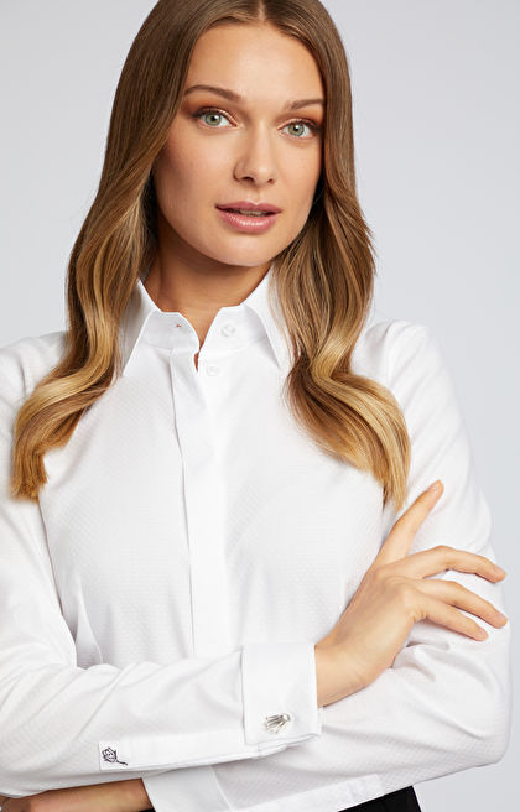 Elegancka bawełniana koszula LAMBERT