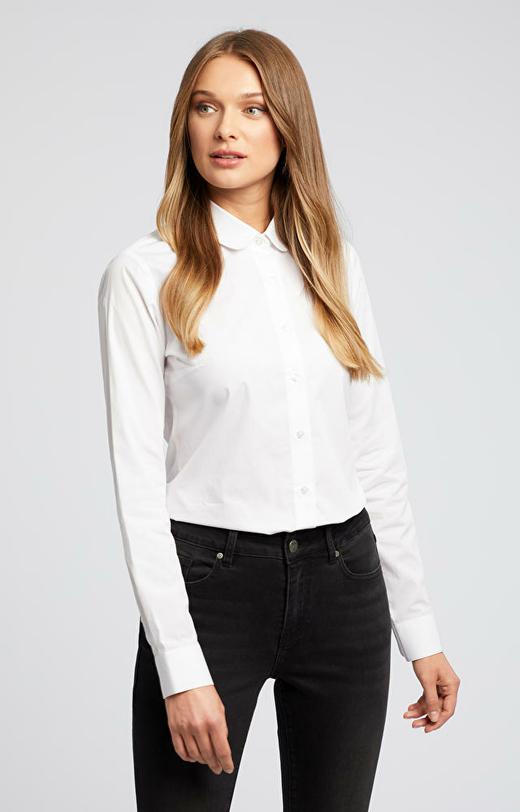 Koszula z kokardą