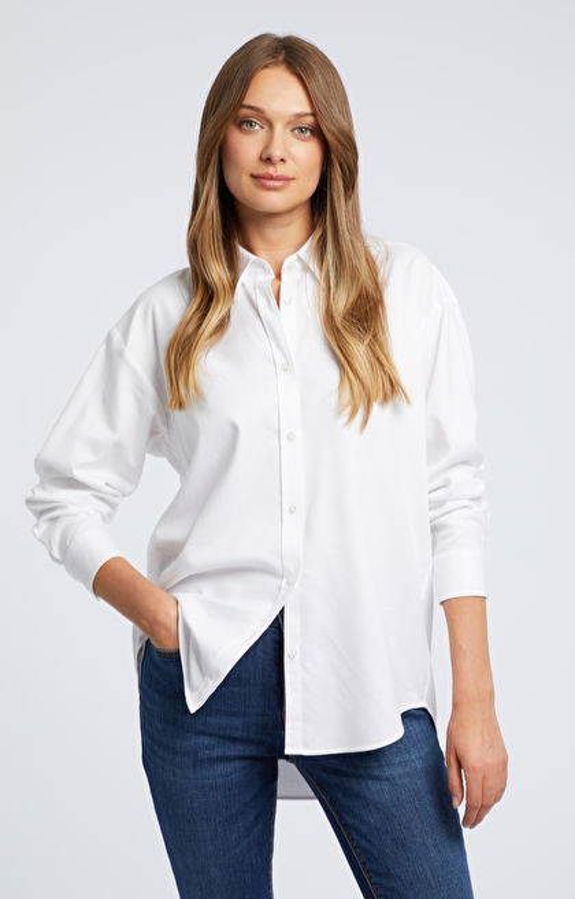 Oversize'owa koszula