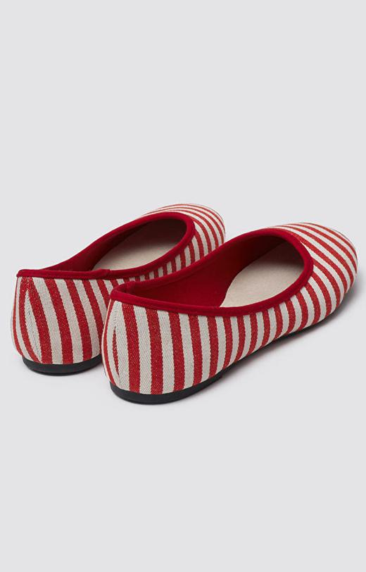 Czerwone buty WÓLCZANKA