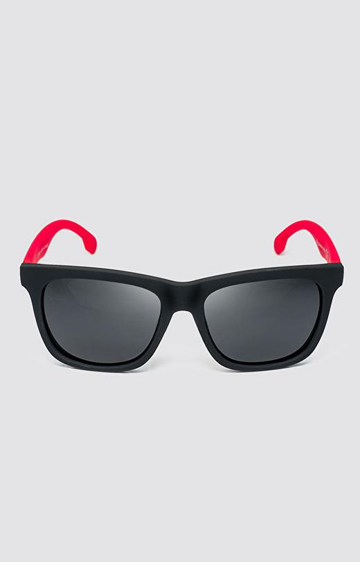 Czarne okulary przeciwsłoneczne WÓLCZANKA