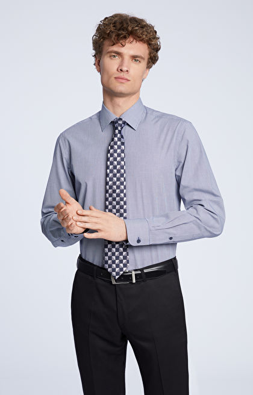 Bawełniana koszula do pracy