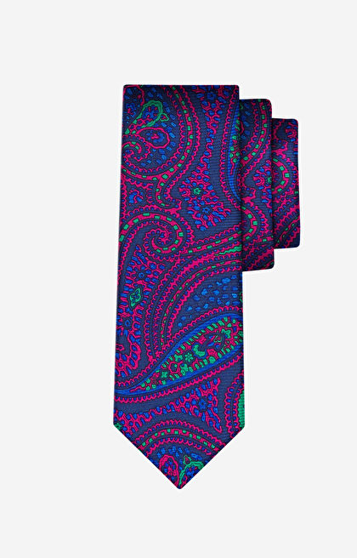 Wielobarwny krawat LAMBERT
