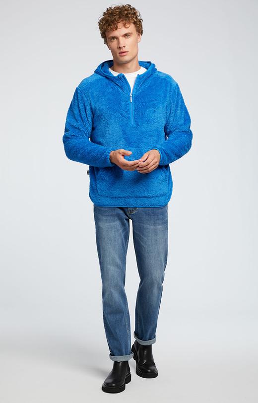 Polarowa bluza