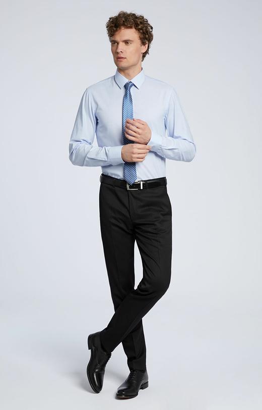 Elegancka koszula w prążek