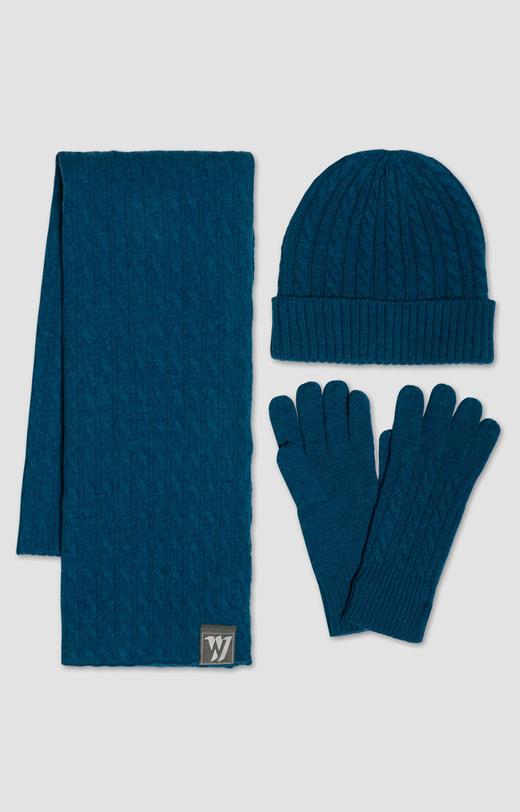 Rękawiczki z wełny merino