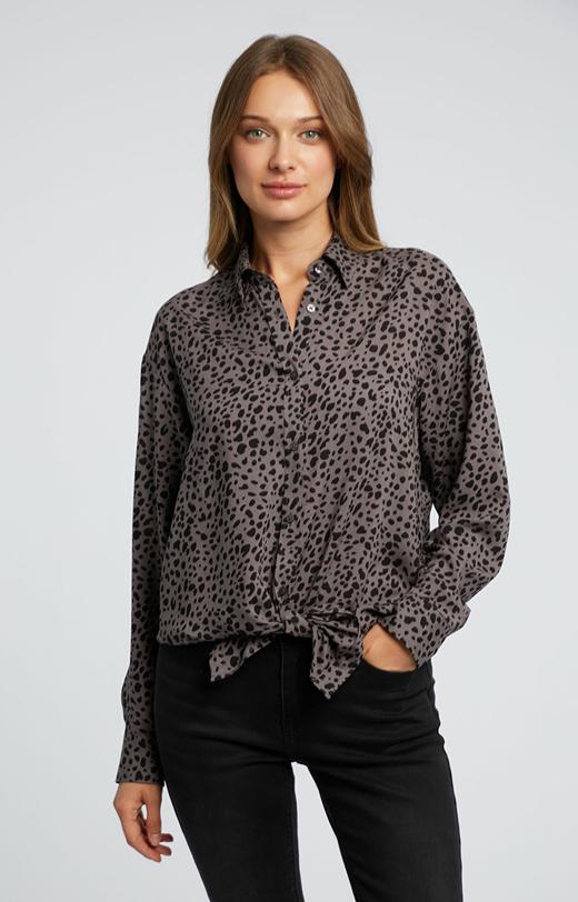 Koszula w cętki