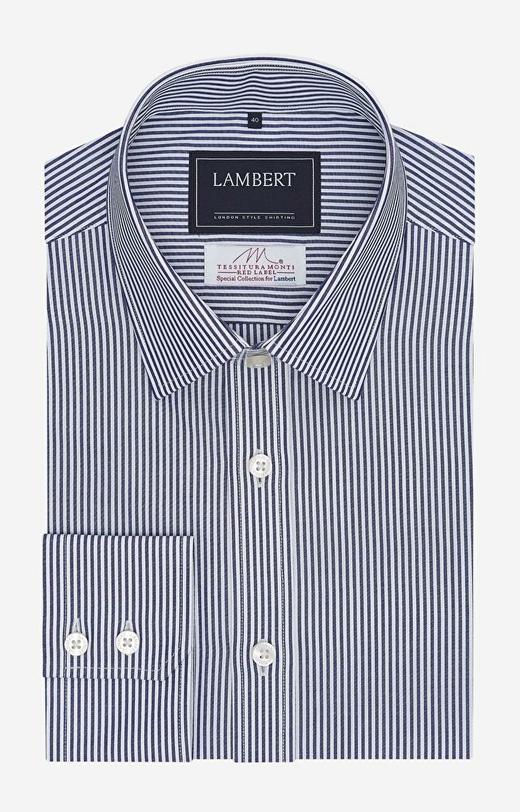 Szara koszula LAMBERT