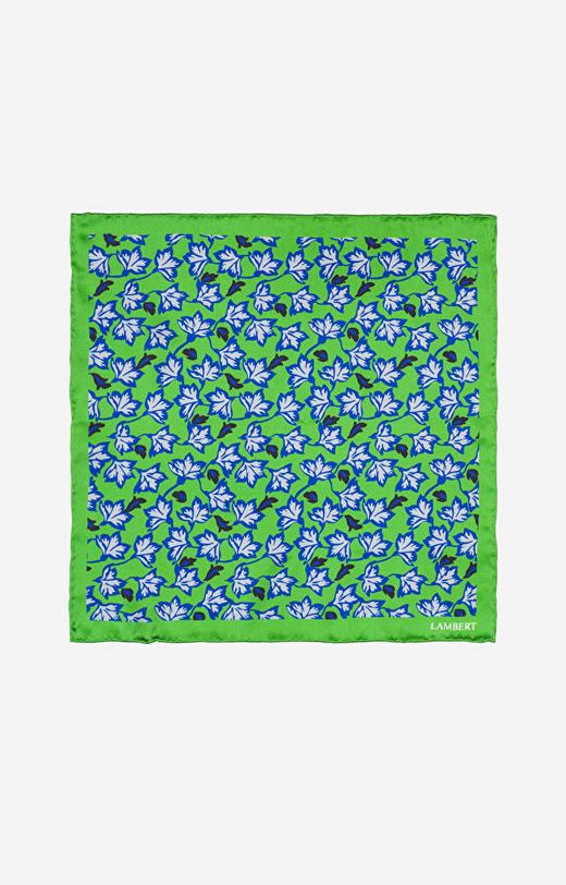 Zielona poszetka LAMBERT