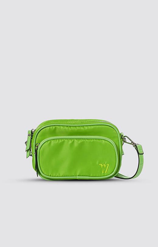 Zielona torebka WÓLCZANKA